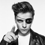 Get a first look at Martin Garrix's Armani campaign