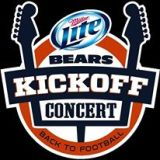 Miller Light Bears Kickoff Concert