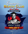 Deniz Koyu at Encore Beach Club Las Vegas
