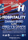 Girls & Boys presents HOSPITALITY