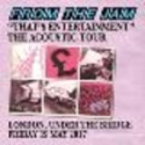 FROM THE JAM - That's Entertainment