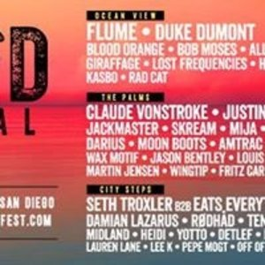 CRSSD ‡ Festival Spring 17: March 4 + 5 at Waterfront Park