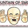 Mountain of Smoke, Stone Machine Electric, Hell Camino, Burn Thee Insects live @ The Crown and Harp