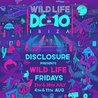 Disclosure presents WILD LIFE at DC-10