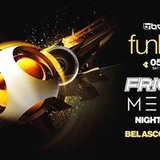 Funktion presents Friction & Metrik at Belasco