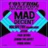 Mad Decent & Control SF Present: Walshy Fire [Major Lazer] (18+)