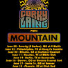 Corky Laing's Mountain ~ Ecstatic Vision ~ The Golden Grass