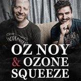 Ozone Squeeze + Ozone Sq/ Kick the Cat/ TS3 at Reggies Rock Club