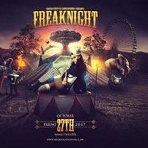 FreakNight 2017
