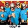 The Aquabats at Wonder Ballroom
