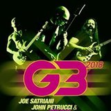 G3 feat Joe Satriani, John Petrucci & Phil Collen at Fox Theater