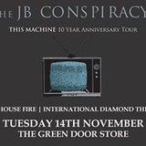 The JB Conspiracy at The Green Door Store