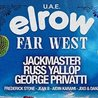 ELROW with Jackmaster, Russ Yallop and George Privatti