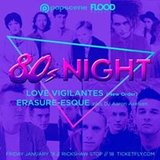 POPSCENE 80S NITE w/ Love Vigilantes + Erasure-Esque at Rickshaw