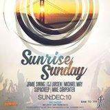 Sunrise Sundays w/ Sunshine People
