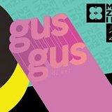 GusGus DJ Set at MEZZANINE