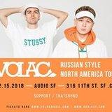 Volac // Audio SF // Thursday, February 15th