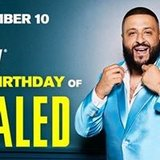 DJ Khaled LIV On Sunday Basel Edition - Sun. December 10th