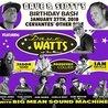 Dave Watts & Friends ft Dave Watts, Jason Hann, Roosevelt Collier, Ian Neville Chuck Jones Todd Stoops Jans Ingber and more