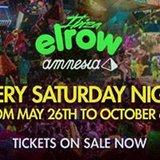 Elrow Ibiza at Amnesia - August 4th