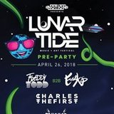 Lunar Tide Music Festival Pre-Party: Freddy Todd b2b Esseks
