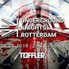 Underground Knights Rotterdam w/ DJOKO (GER.) b2b Thijs Haal.