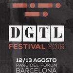 DGTL Barcelona Announces First Wave of Artists