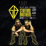 Stafford Brothers (AUS) @ Fuze Club