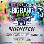 Life In Color Reveals Remaining Dates For 'Bing Bang' Tour Including Huge NY/NJ Show [Giveaway]