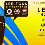 Prototype 014: Modern Amusement Presents Lee Foss, Holy Ghost (DJ Set), John Tejada (Live Set), Serge Devant | Lot 613 – 7.18.15