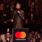 Calvin Harris named 'Best Producer' at the BRIT Awards