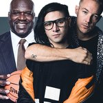Shaq teases upcoming collaborations with Diplo and Skrillex