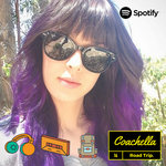 Magnetic Is Now On Spotify: Coachella Road Trip Playlist